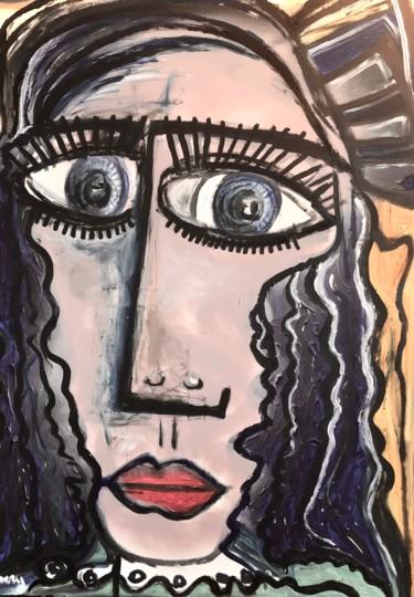 Peinture Abstrait, acrylique, abstrait, œuvre d'art par Serge Berry